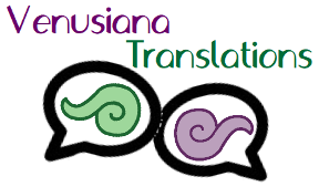 Venusiana Translations